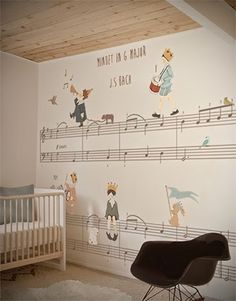 little hands: Little Hands Wallpaper Mural - Bach