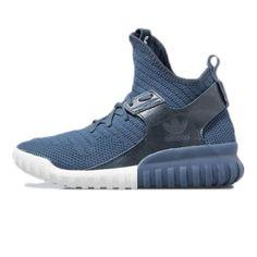 sports shoes 32f37 dd78f Adidas Originals Tubular X Primeknit Mens Womans Navy Sneaker shoes S81675  Asics Shoes, Shoes Sneakers