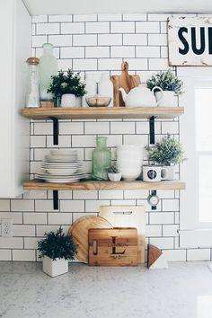 Hygge at Home: Ways to Have a Hygge Kitchen | brit strawbridge