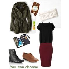 Pentecostal outfits for fall/winter #8