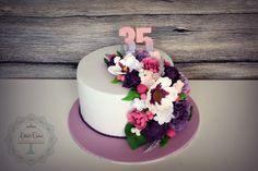 #35thBirthday #Geburtstag #Birthday #woman #flower #blume #rose #lila #cake #Torte #цветы #тортсцветами #лиловый #сиреневый 35th Birthday Cakes, Birthday Cakes For Women, Birthday Ideas, Birthday Woman, Birthdays, Desserts, Food, Design, Pastries