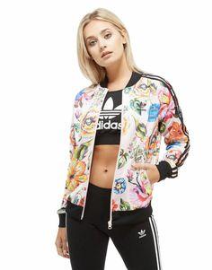 6f7746528ae Adidas Originals x Farm pineapple jacket Via www.nenz.net | I T E M ...