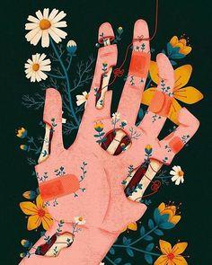 Illustration - illustration - Megan Sebesta illustration : – Picture : – Description Megan Sebesta -Read More – art illustration - Megan Sebesta - CoDesign Magazine