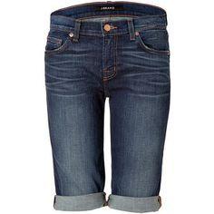 J Brand J Brand Jeans Mid Blue Jean Shorts - LoLoBu