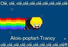 Nyan cat alois Trancy style :P