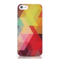 Odoyo iPhone 5 Cuben Case - Cuben Fiber  $19.95   #beautifulcolor, #colorfulcase, #cubism, #vintagecase