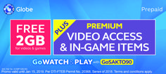 It's Christmas Chill Time with Globe Prepaid and TM! Globe Telecom, Visayas, Free Plus, Mindanao, Game Item, Played Yourself, Philippines, Holiday, Christmas