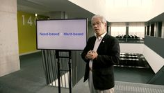 スタディサプリ、アゴス・ジャパン 横山匡先生監修の留学アプリの映像ディレクション/編集をLIGHT THE WAY Inc.が担当致しました。