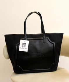 Givenchy Parfums black tote