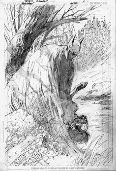 Batman by Tony Daniel.
