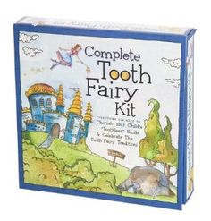 Baby Tooth Album - Tooth Fairy Children's Kit: Baby Tooth Book, Pouch, Door Hanger, Stationary (Boy) Baby Mama Quotes, Baby Daddy Shirt, Baby Alive Food, Dental Kids, Baby Memories, Baby Keepsake, Baby Games, Baby Store, Memory Books