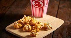 Käse Popcorn Bites | Cheat Day Snack