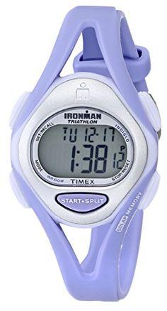 "Timex Women's T5K7039J ""Ironman"" Watch with Purple Resin Band Timex http://www.amazon.com/dp/B00B2I13KK/ref=cm_sw_r_pi_dp_ZExkub0SEAY6K"