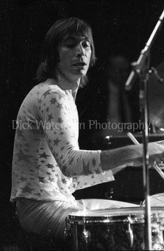 Charlie Watts,~~ The Stones  1970