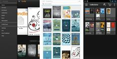 Kindle for Android adds Collections to help organize your e-library