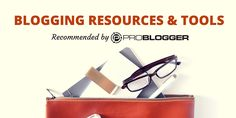 I am regularly asked for recommendations on different tools, training, resources and services available to blogging. People particularly want to know what tools I use to run my blogs. As a result I've put together a list of recommended blogging resources that I've either personally used (in most cases) or ...more