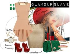"""""""glamour slave"""" by lucky-me on Polyvore"""