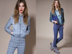 Spring Summer Pre-Collection is online! | Inside Patrizia Pepe http://glamcarpet.wordpress.com