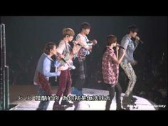 SHINee -Jo Jo -THE FIRST JAPAN ARENA TOUR 2012