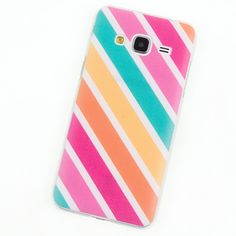 Phone Cases for Samsung Galaxy J3 (2016) case J320 Pink heart Stripes duos Cover j 3 coque Tempered Glass Screen Protector Gold -in Phone Bags & Cases from Phones & Telecommunications on Aliexpress.com | Alibaba Group
