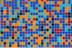 How to Make a Paint Chip Sample Mosaic