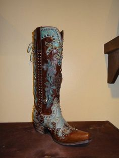New Lane Boots-drool!