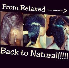 6 Tips for a Successful Transition to Natural Hair  Read the article here - http://www.blackhairinformation.com/beginners/transitioning-beginners/6-tips-successful-transition-natural-hair/ #transition #transitioning