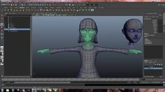 Creating Blendshape Heads in Maya on Vimeo