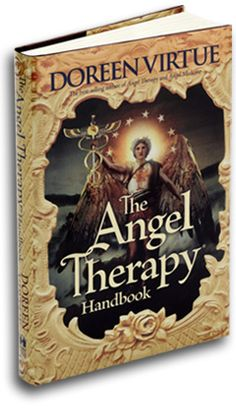 Doreen Virtue Angel Therapy handbook....I am reading this now and it is extremely interesting.