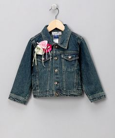Love blue jean jackets!