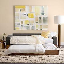 Rory microfiber queen sleeper sofa decor sleeper for Sofa bed you can sleep every night