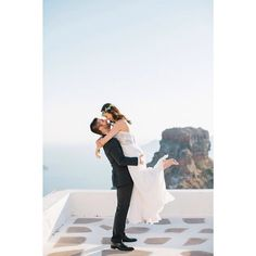 #Santorini #Wedding #Romance Photo credits: @annaroussos