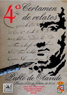 4º Certamen de Relatos Pablo de Olavide - 1.000 euros, internacional