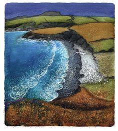 Chris Neale Studio - signed limited edition art prints and original artwork Landscape Art, Landscape Paintings, Encaustic Art, Naive Art, Print Artist, Painting & Drawing, Folk Art, Original Artwork, Art Prints
