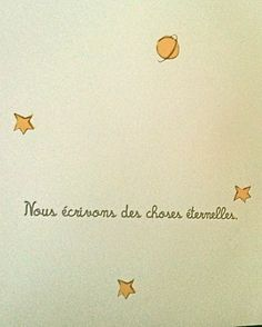 Le petit prince Artwork for nursery