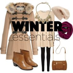 A fashion look from November 2015 featuring Glamorous dresses, Burberry coats and Oasis leggings. Browse and shop related looks.