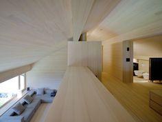 Modern Wooden Home    Dietrich | Untertrifaller Architects