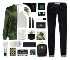 """""""Untitled #2940"""" by tacoxcat ❤ liked on Polyvore featuring Abercrombie & Fitch, Marysia Swim, Boohoo, Bobbi Brown Cosmetics, Birchrose + Co., Herbivore, Chanel, Fjällräven, Murad and KEEP ME"""