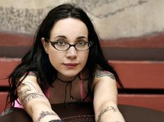 """""""I guess I just prefer to see the dark side of things. The glass is always half-empty. And cracked. And I just cut my lip on it. And chipped a tooth."""" - Janeane Garofalo"""