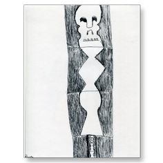 Totem of Metal Mystery and Symbol By: Luminosity   From An Artists Pornography  http://amzn.com/B008MCSLWW