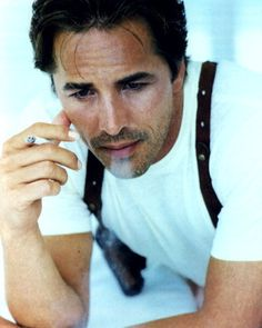Don Johnson...  I used to think he was so hot in MV.