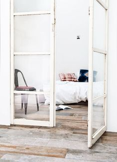 most beautiful wooden floor (Home Sweet, Eclectic Home. / sfgirlbybay)