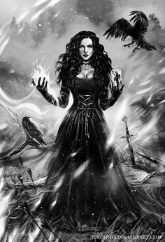 Yennefer of Vengerberg The Witcher Books, The Witcher Game, Witcher Art, Witcher Wallpaper, Estilo Dark, Character Inspiration, Character Design, Really Cool Drawings, Yennefer Of Vengerberg