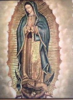 Hermosa Virgen de Guadalupe