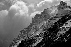 """""""Techado Negro""""  Los Glaciares National Park, Argentina - Patagonia - 2010    #patagonia #argentina #losglaciaresNP"""