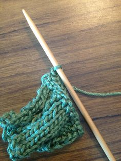 Casting Off Your Knitting