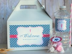 | Hotel boxes | Hotel Welcome Kits |