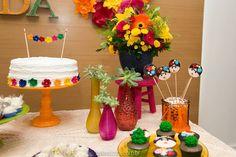 Decoração inspirada em Frida Kahlo – Blog Inspire sua Festa ®