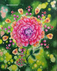 #rainbow #flowermandala finished. From #twilightgarden by #mariatrolle. #blomstermandala #blomstermandalamålarbok #boracolorirtop #bayan_boyan #beautifulcoloring #desenhoscolorir #prismacolorpencils #coloringmasterpiece #adultcoloring #ausmalen #artecomoterapia #arte_e_colorir #lostoceancolors #wonderfulcoloring #coloringaddict #coloringforadults #coloringmasterpiece #desenhoscolorir #coloring_secrets #divasdasartes #coloredpencils #colorindolivrostop