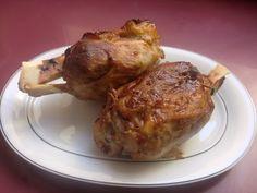 Mi Gran Comilona: Codillos al horno con salsa barbacoa y salsa de mi...